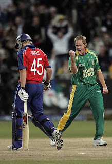 South Africa vs England 15th Match ICC World T20 2007 Highlights