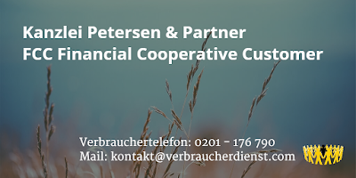 Kanzlei Petersen & Partner | FCC Financial Cooperative Customer
