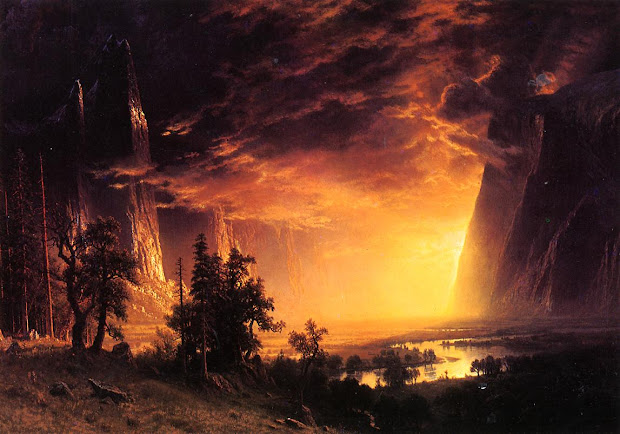 Maher Art Albert Bierstadt American Part 2