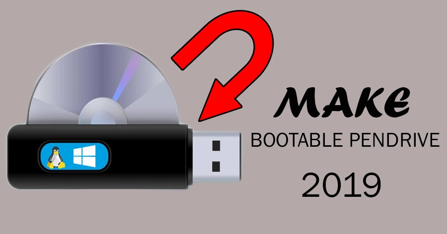 How To Create A Bootable Windows 7  8  10 Usb Drive Using