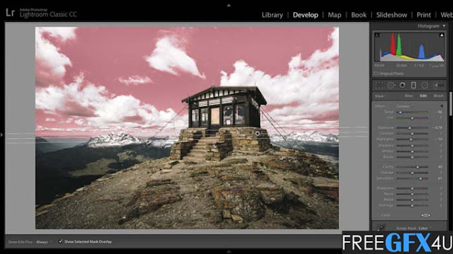 Adobe Photoshop Lightroom Classic CC 2021