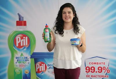 Henkel lanza Prill Limón