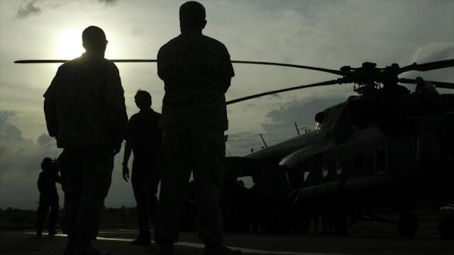 Primer paso de EEUU para poner sus bases militares en Argentina