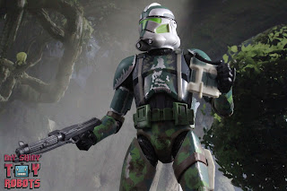Black Series Clone Commander Gree 23