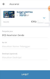 bayar denda bpjs lewat aplikasi mandiri online