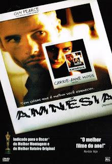 Amnésia - DVDRip Dual Áudio