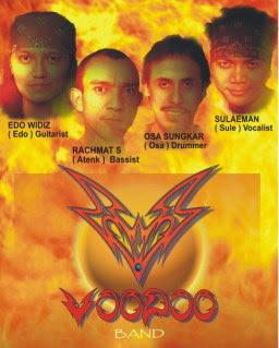 Kumpulan Lagu Voodoo Mp3 Full Album Terlengkap