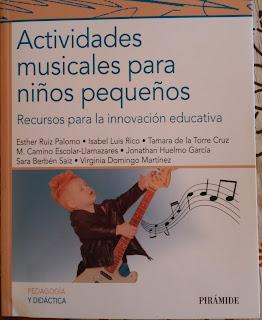 LIBRO: ACTIVIDADES MUSICALES PARA NIÃ'OS PEQUEÃ'OS: recursos para innovar en el aula