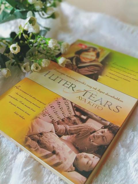 buku 1 Liter of Tears Aya Kito