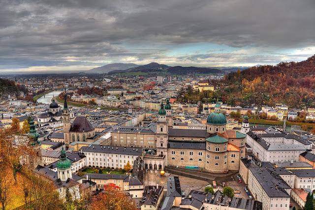 אוסטריה במיטבה: קבלו את המלונות המומלצים ביותר בזלצבורג ב-2018