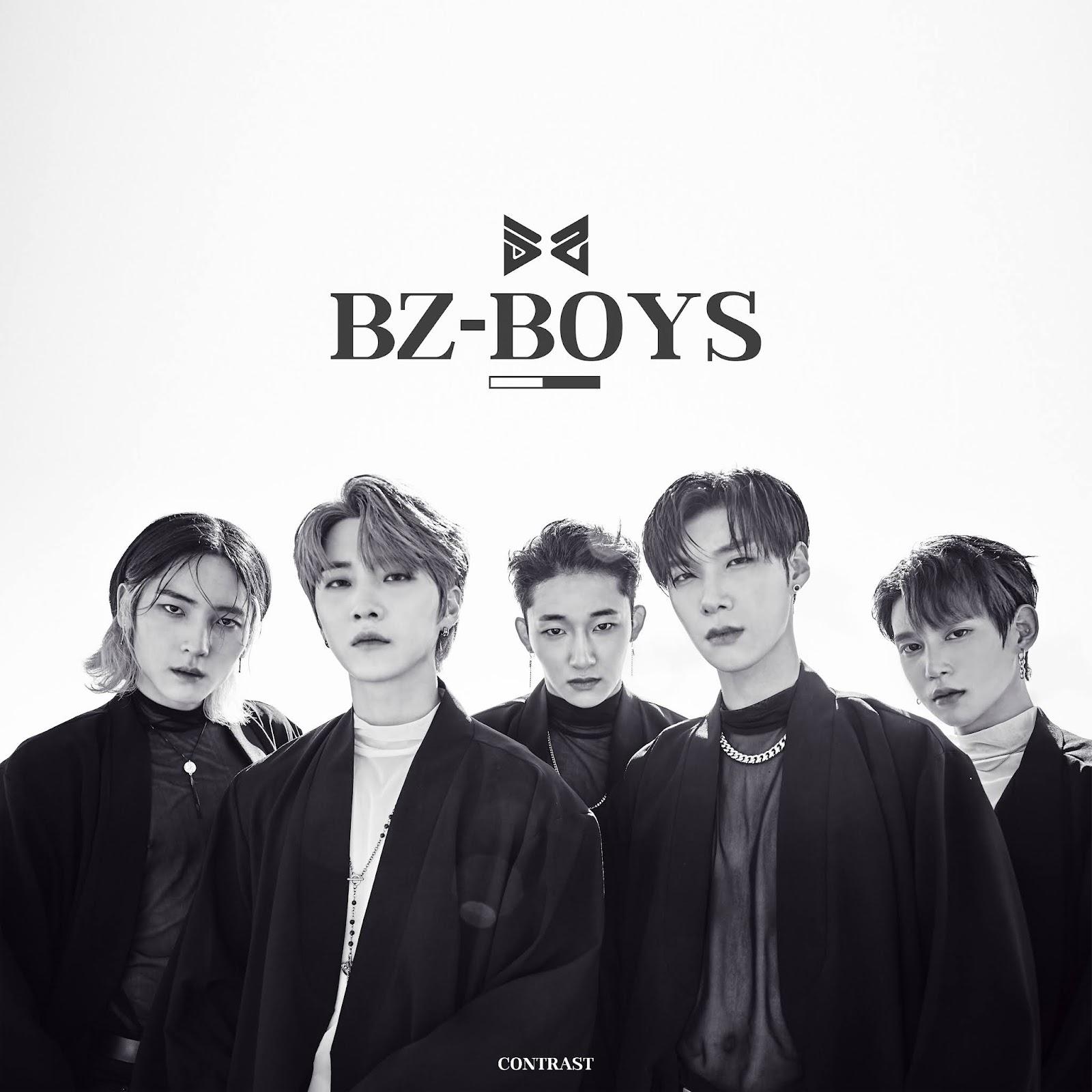 bz-boys contrast cover