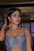 Rhea Chakraborty in a Sleeveless Deep neck Choli Dress Stunning Beauty at 64th Jio Filmfare Awards South ~  Exclusive 045.JPG