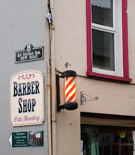 Kenmare barber shop
