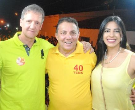 CONVID-19) Dois parlamentares maranhenses testam positivos,  Daniella Tema e Aluísio Mendes estão infectados pelas doença