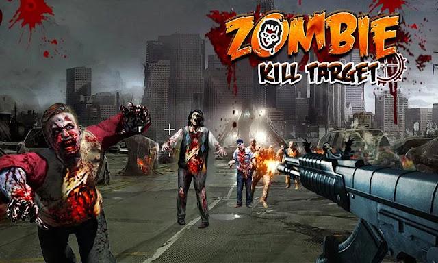zombie kill target hile apk indir