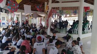 Profissionais da educação de Camalaú comemoram maior nota do IDEB de sua história