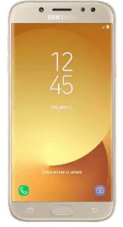 Cara Flash Samsung J5 Pro