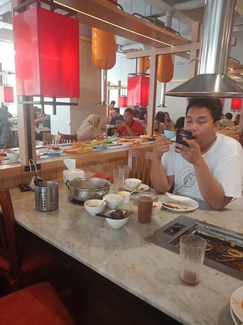 Pengalaman Suami Istri Pertama Kali Makan AYCE, All You Can Eat Onokabe Serpong