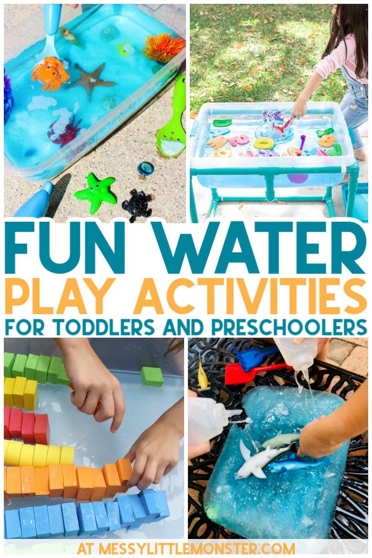 fun water play for kids