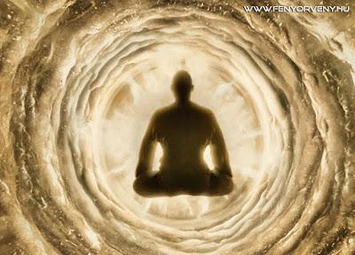 Koncentráció, meditáció: A nyílvessző és az íj