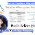 HackerRank: [SQL Basic Select] (9/20) Weather Observation Station-4 | Difference between total & distinct cities counts
