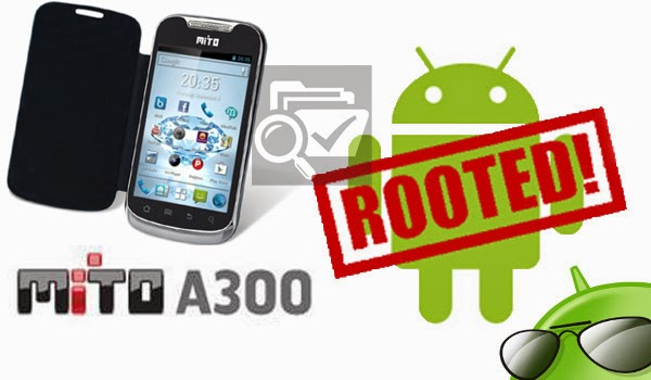 Aplikasi Root Tanpa PC Mito A300
