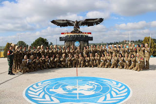 Selamat Hari Perempuan Internasional Bagi Wanita TNI Kontingen Garuda UNIFIL.