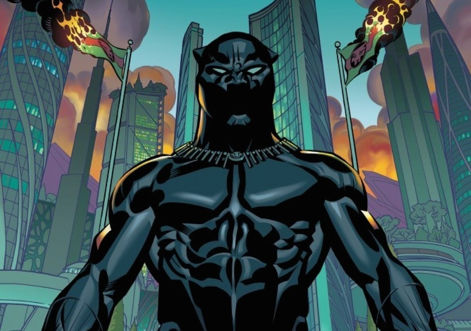 Marvel Cancels Black Panther & The Crew Comic Books.