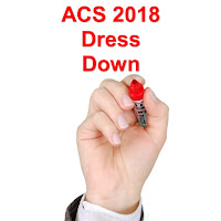 Hand drawing 2018 ACS Dress Down