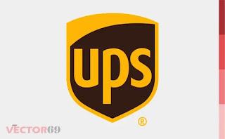UPS (United Parcel Service) Logo - Download Vector File PDF (Portable Document Format)