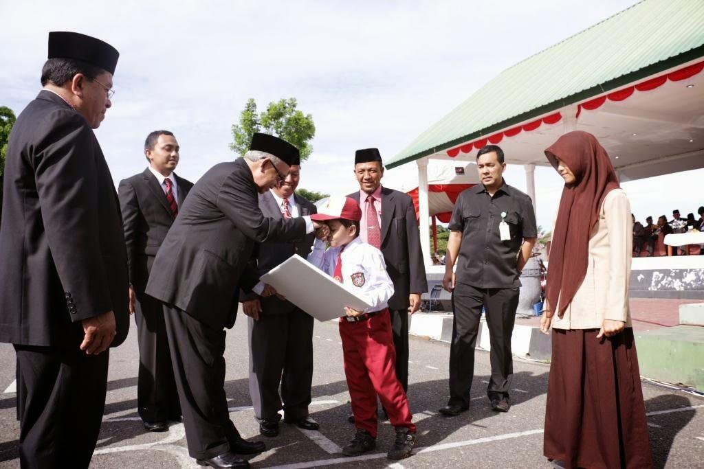 Masalah Guru dan Siswa, Ini Pesan Gubernur Aceh...