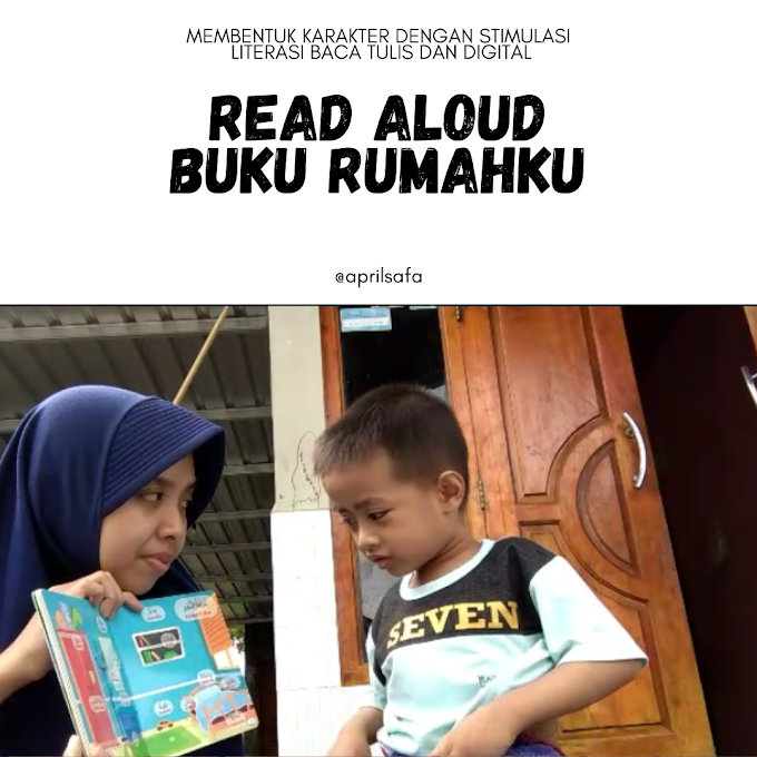 Read Aloud Buku Rumahku | Zona 5 Hari ke-7