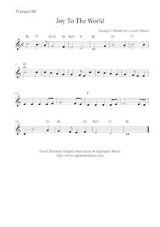 Joy To The World trumpet
