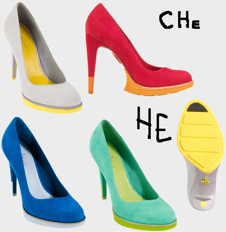d425dd196 These are the LunarGrand Chelsea Pump by Cole Haan. Bring some major color  into your warm season with these bad boys.