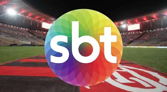 SBT dá tombo histórico com transmissão de Flamengo e Racing e toma a liderança da Rede Globo; confira os números da audiência