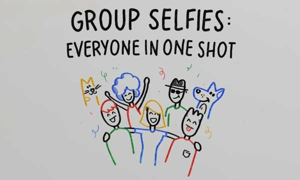 fitur grup selfie google pixel 3