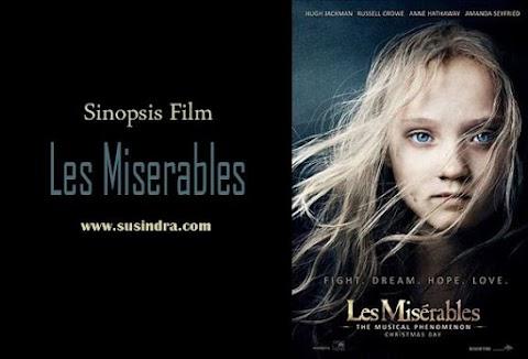Sinopsis Film Les Miserables 2012