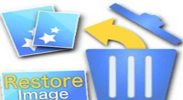 تنزيل تطبيق Restore Image لاستعادة الصور  المحذوفه