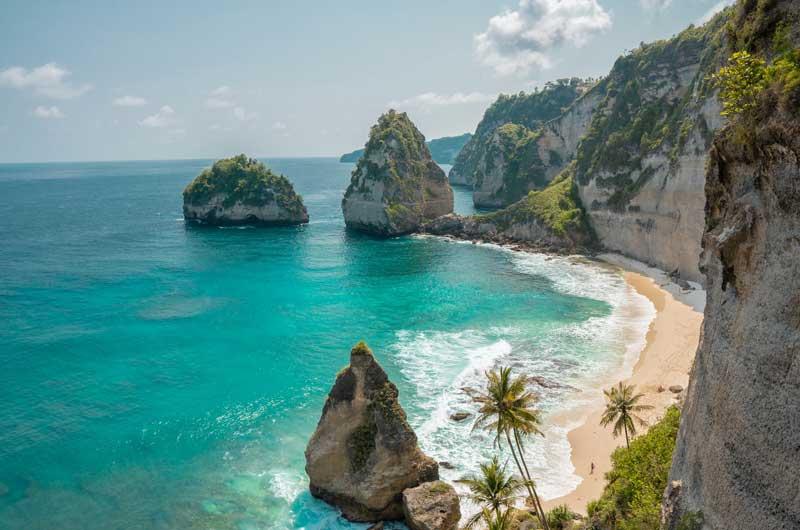 Diamond Beach Nusa Penida Bali