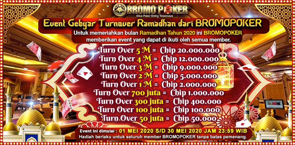 BromoPoker: Situs Judi Poker QQ Online Terbaik Indonesia