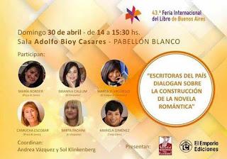 43º Feria del Libro - Buenos Aires