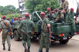 Conakry guinea President News Govt Dissolved A Western Diplomat video