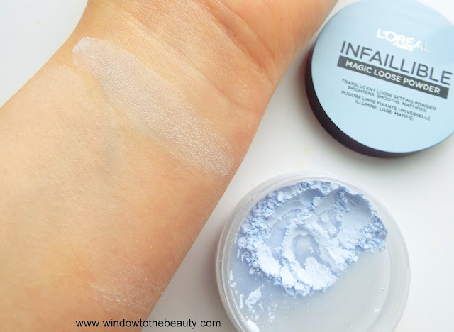 loreal the best powder for combination skin