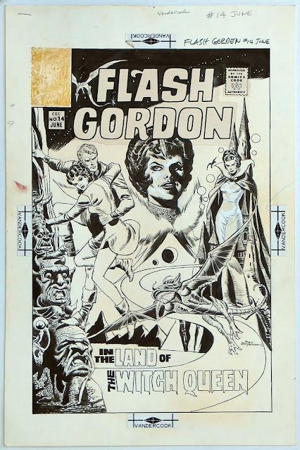 Favorite Comic Artist Countdown #13 - Pat Boyette!