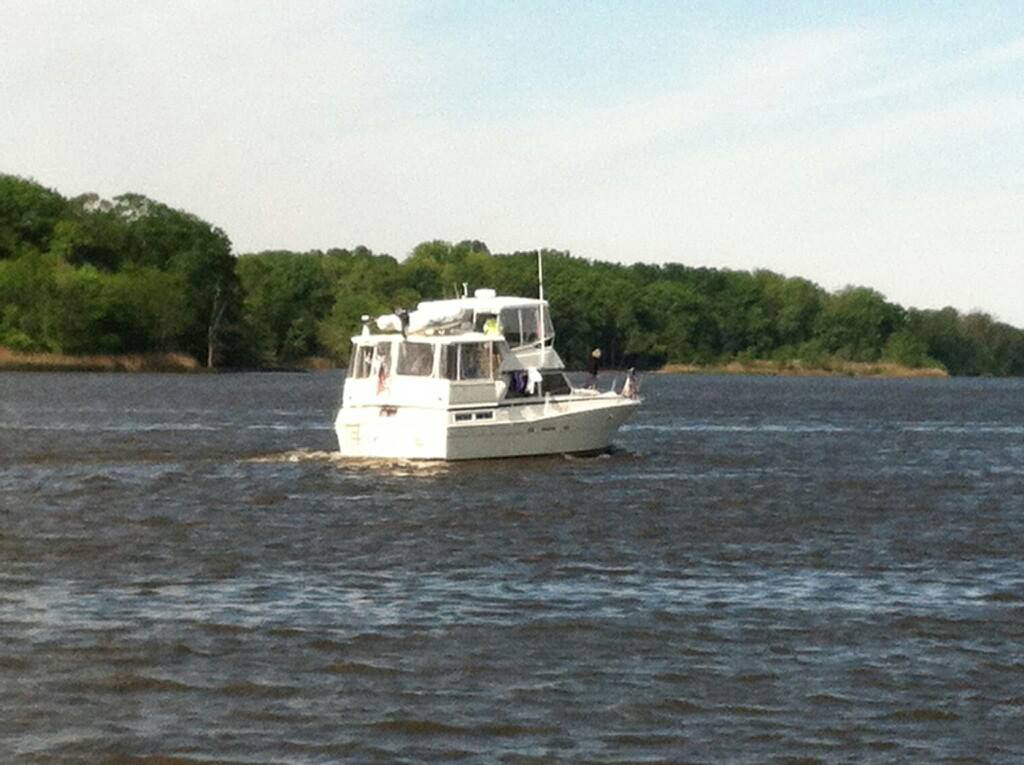 Intracoastal Waterway Cruise - Day 9 in Georgetown SC | My