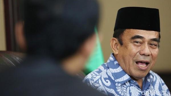 Soal Penusukan Syekh Ali Jaber, Begini Tanggapan Menag Fachrul Razi