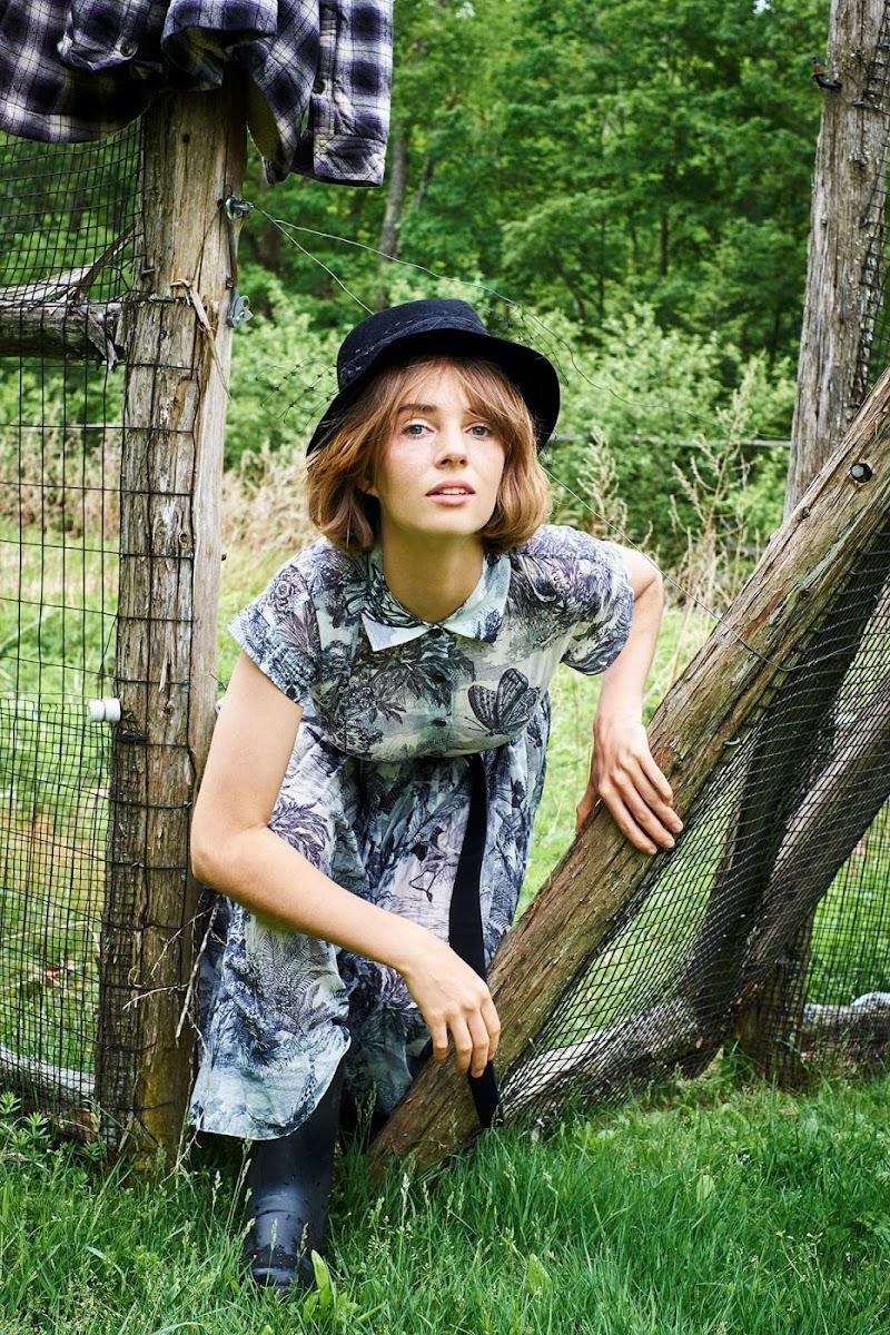 Maya Hawke Clicked for Vanity Fair Magazine - September 2020