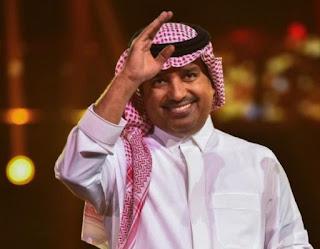 الفنان السعودي راشد الماجد يرد علي معجبة قالت له أحبك أمام زوجها