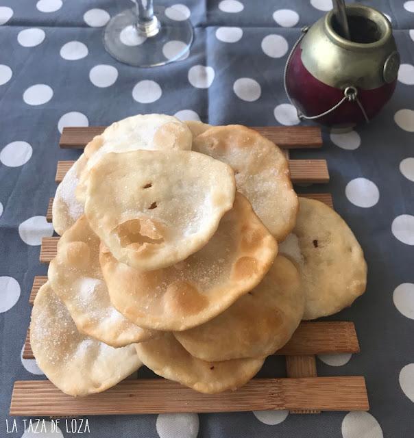 Tortitas crujientes