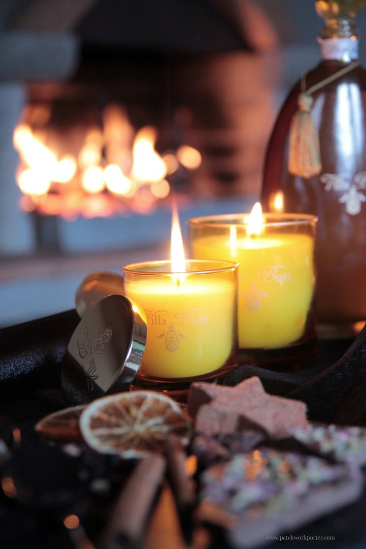 Villa Buti candele e profumi per casa